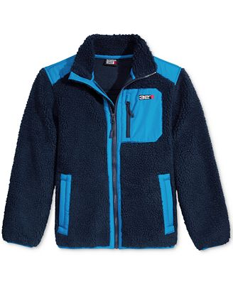 32 Degrees Zip-Up Fleece Jacket, Toddler Boys (2T-5T) - Coats ...