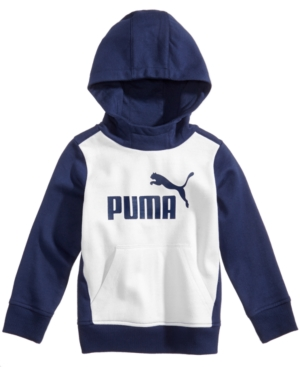 Puma Graphic-Print Colorblock...