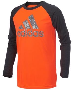 adidas LogoPrint Shirt Toddler Boys (2T5T)