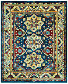 KM Home Signature Nomad Kazak 2' x 3' Area Rug, Created for Macy's