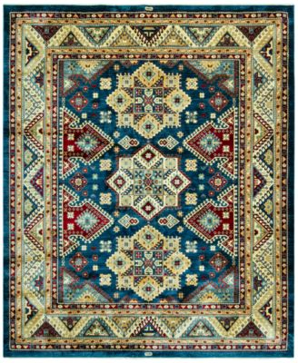 KM Home Signature Nomad Kazak 8u0027 X 10u0027 Area Rug, Created For Macyu0027s