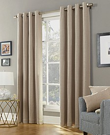 Baxter Theater Grade Extreme Blackout Grommet Curtain Panel Collection