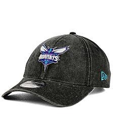 New Era Charlotte Hornets Italian Wash 9TWENTY Dad Cap