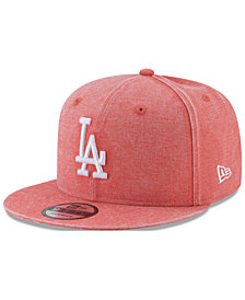 New Era Los Angeles Dodgers Neon Time 9FIFTY Snapback Cap