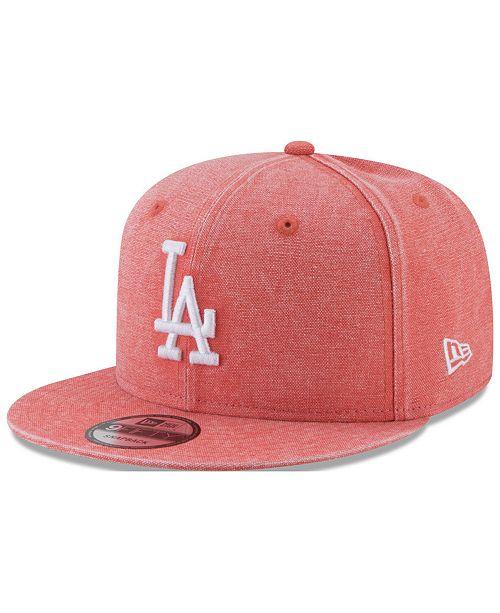Christmas Tree Lane Los Angeles: New Era Los Angeles Dodgers Neon Time 9FIFTY Snapback Cap