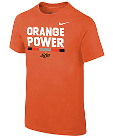 Nike Oklahoma State Cowboys Local Verbiage T-Shirt, Big Boys (8-20)