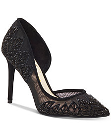 Jessica Simpson Liya d'Orsay Pumps