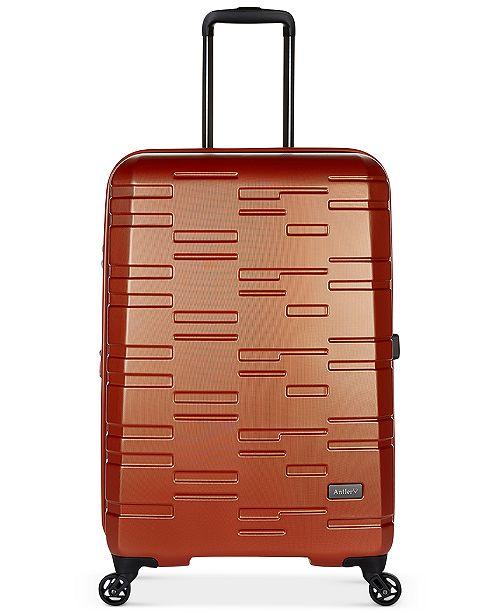 "Antler Prism Embossed DLX  27"" Hardside Expandable Spinner Suitcase"