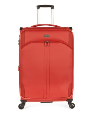 """Aire DLX 27"""" Softside Expandable Spinner Suitcase"""