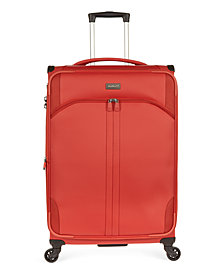 "Antler Aire DLX 27"" Softside Expandable Spinner Suitcase"