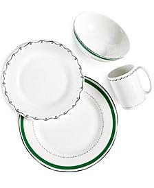 Dinnerware, Union Square Green Collection