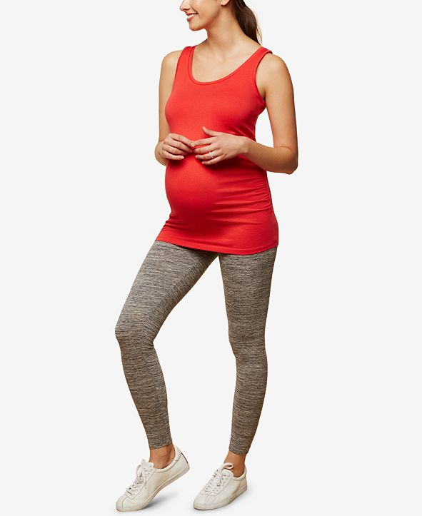 Motherhood Maternity Printed Leggings