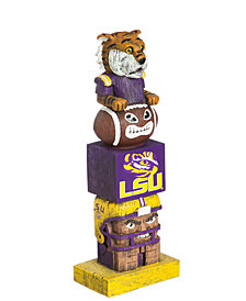Evergreen Enterprises LSU Tigers Tiki Totem