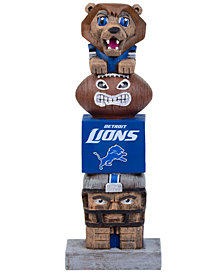 Evergreen Enterprises Detroit Lions Tiki Totem