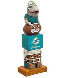 Evergreen Enterprises Miami Dolphins Tiki Totem
