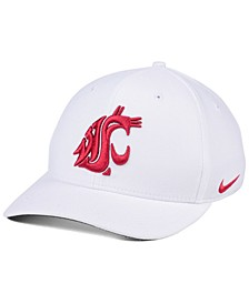 Washington State Cougars Classic Swoosh Cap