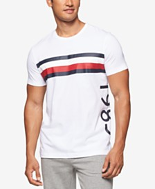 Tommy Hilfiger Men's Modern Essentials Cotton Logo T-Shirt
