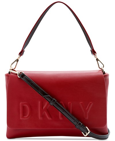 DKNY Tilly Flap Small Shoulder Bag, Created for Macy's