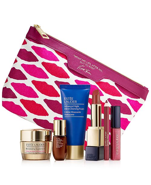 ... Estee Lauder Choose your FREE 7-Pc. gift with any $35 Estée ...