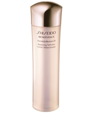 Shiseido Benefiance WrinkleResist24 Balancing Softener, 5 oz.