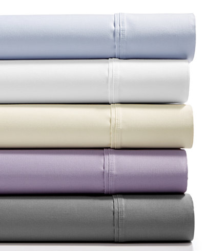 AQ Textiles Landry Cotton 1200 Thread Count 4-Pc. Sheet Sets
