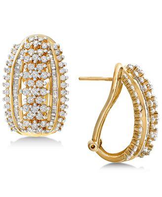 Established 14k Gold Love Earrings