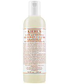 Kiehl's Since 1851 Bath & Shower Liquid Body Cleanser - Grapefruit, 8.4-oz.
