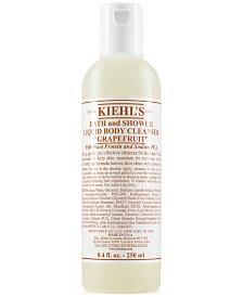 Kiehl's Since 1851 Bath & Shower Liquid Body Cleanser - Grapefruit, 8.4-oz.