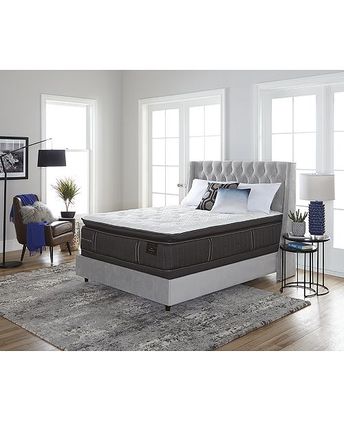 Estate Lux Gotland 16 5 Luxury Cushion Firm Euro Pillow Top Mattress Full Created For Macy S