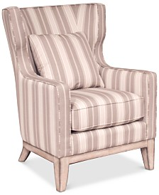 Brenalee Performance Fabric Accent Chair