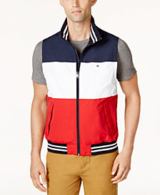 Tommy Hilfiger Men's Regatta Flag Vest, Created for Macy's