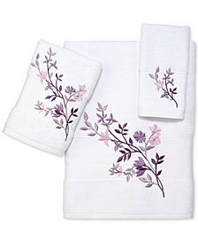 Avanti Bancroft Bath Towel Collection