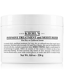 Kiehl's Since 1851 Intensive Treatment & Moisturizer For Dry Or Callused Areas, 8-oz.