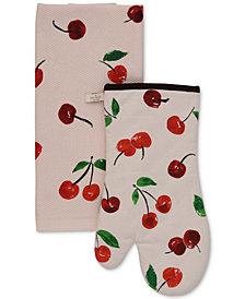 kate spade new york 2-Pc. Cherry On Top Kitchen Set