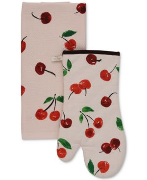 kate spade new york 2-Pc. Cherry On Top Kitchen Set thumbnail