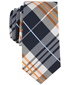 Nautica Men's Lydonia Plaid Silk Tie