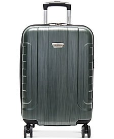 """Ricardo Pacifica 21"""" Hardside Carry-On Spinner Suitcase, Created for Mac"""