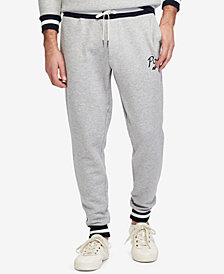 Polo Ralph Lauren Men's Double-Knit Graphic Jogger Pants