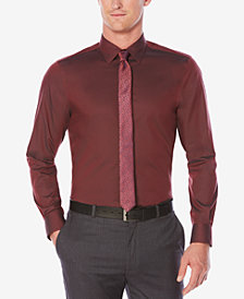 Perry Ellis Men's Edmundo Twill Shirt
