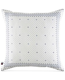 "Tommy Hilfiger Bandana 20"" Square Decorative Pillow"