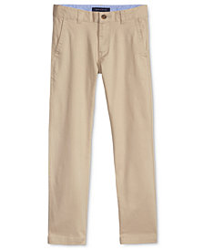 Tommy Hilfiger Chino Pants, Big Boys