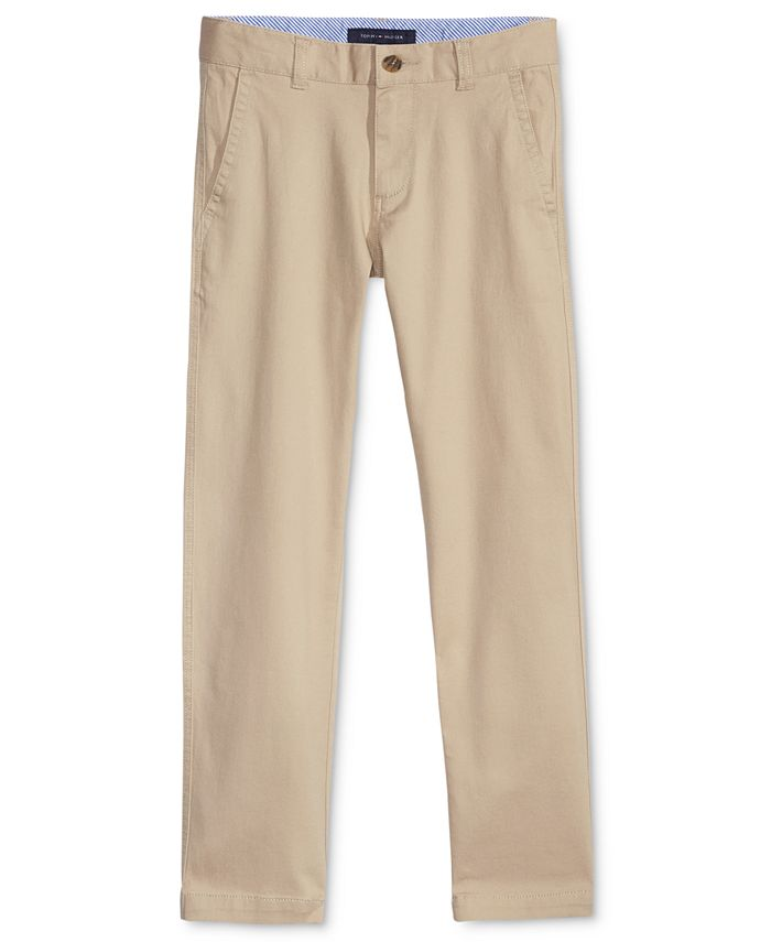 Tommy Hilfiger - Chino Pants, Toddler & Little Boys (2T-7)
