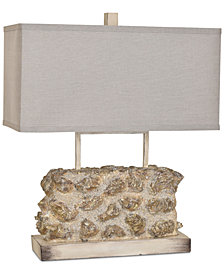 Crestview Oyster Table Lamp