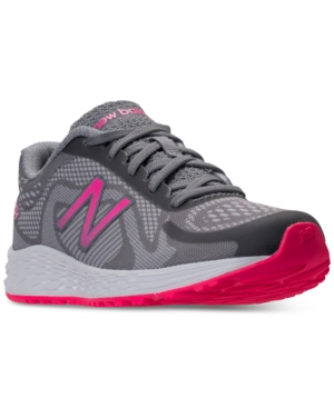 New Balance Little Girls'...