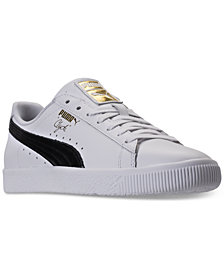 Puma Men's Clyde Core L Foil Casual Sneakers from Finish Line