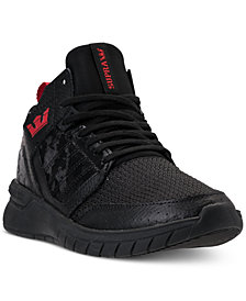 Supra Big Boys' Method Casual Skate Sneakers from Finish Line
