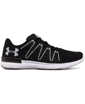 Image of Under Armour Men's Thrill 3 Running Sneakers from Finish Line