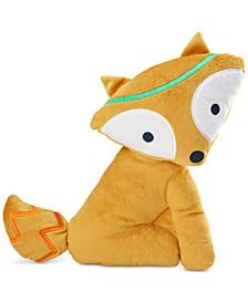 Fox Velboa Decorative Pillow