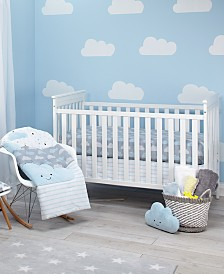 Little Love by NoJo Happy Little Clouds Baby Bedroom Collection