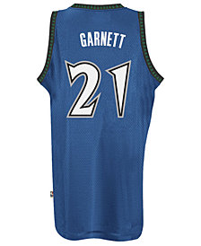 adidas Men's Kevin Garnett Minnesota Timberwolves Retired Player Swingman Jersey